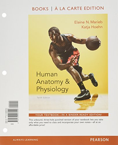 Human Anat.+Phys.(Ll) W/Atlas+Access