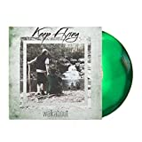 KEEP FLYING - WALKABOUT/FOLLOW YOUR NIGHTMARES- Color-in-Color Oceanic Green Vinyl