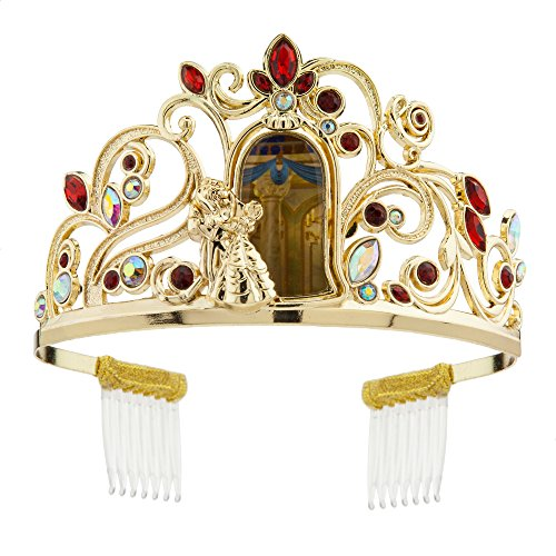 Disney Belle Tiara for Kids - Beauty and The Beast Gold428427939251