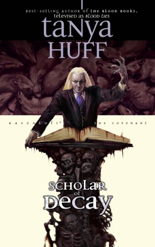 book cover of Scholar of Decay