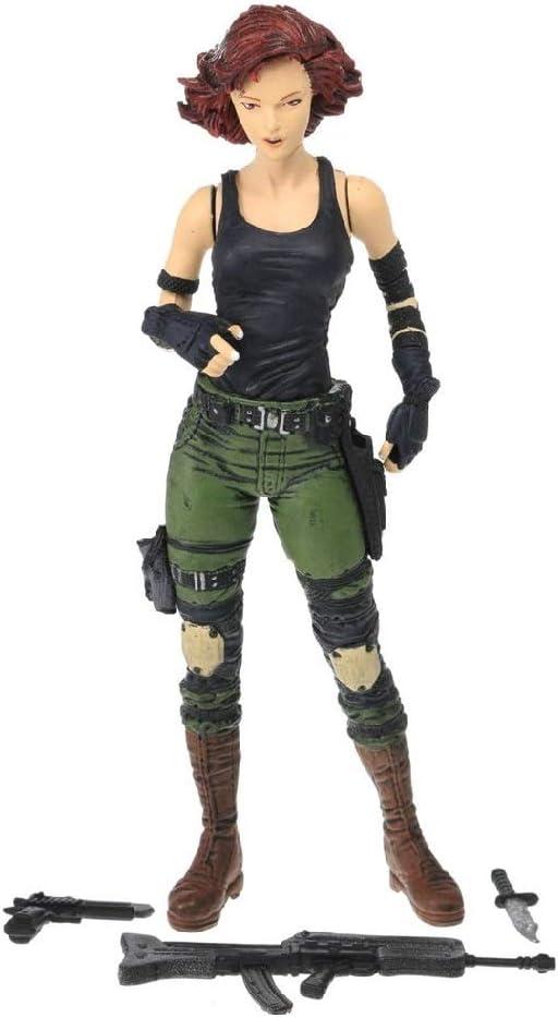 Metal Gear Solid Meryl Silverbergh Action Figure