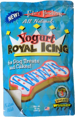 K9Cakery Yogurt Royal Icing
