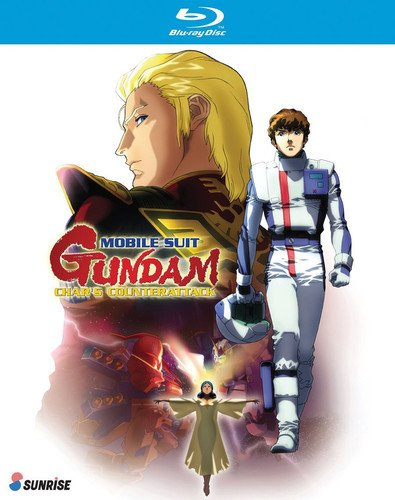 Mobile Suit Gundam: Char's Counterattack Blu-ray (Mobile Suit G Gundam)