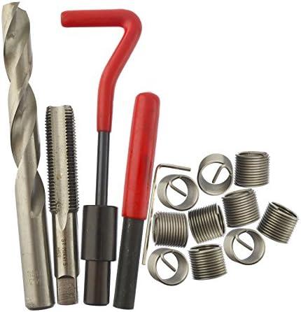AB Tools M14 x 1,5 mm kit Reparatur Filetieren/helicoil 9PC beschädigt 15PC EIN025