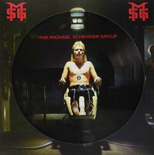 Vinilo : Michael Schenker - Michael Schenker Group (Picture Disc Vinyl LP)