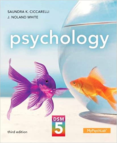 Psychology With DSM 5 Update 3rd Edition