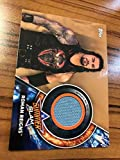 2018 Topps WWE SummerSlam 2017 Bronze #SMR-RR Roman Reigns mat relic out of 199
