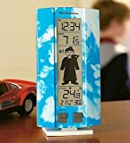 My First Weather Station with Boy Motif