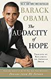 img - for The Audacity of Hope: Thoughts on Reclaiming the American Dream book / textbook / text book