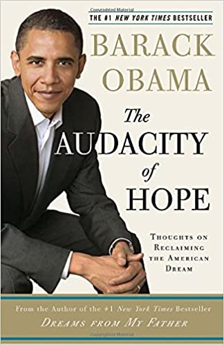 Barack Obama's Book The Audacity of Hope