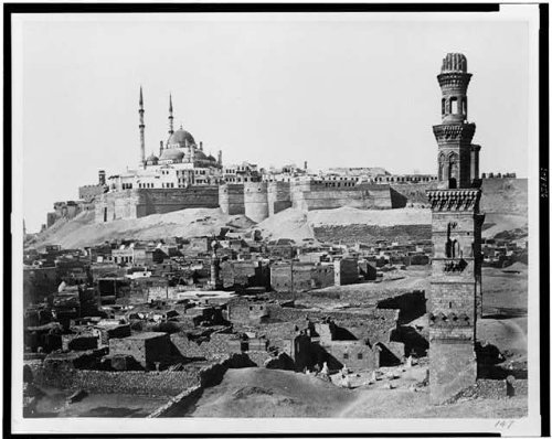 Photo: Cairo,Citadel,tombs,mosques,city walls,monuments,buildings,Egypt,A - The Directions Citadel To