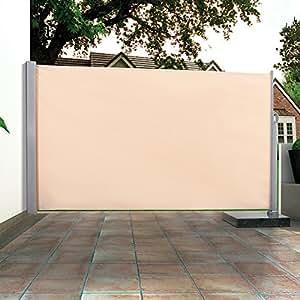 Toldo lateral de visi n y cortavientos para terraza o for Toldo lateral para terraza