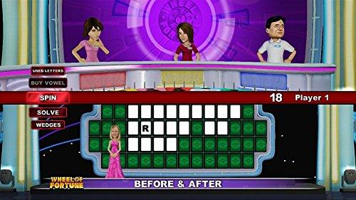 Wheel of Fortune - Nintendo Wii U by Nordic Games (Image #4)