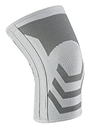 ACE Knitted Knee Brace with Side Stabilizers, Extra Large