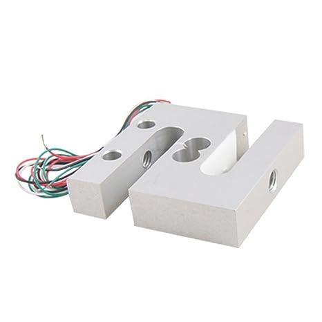 Aleación para colgar de acero escala de la grúa célula de carga de peso sensor 2