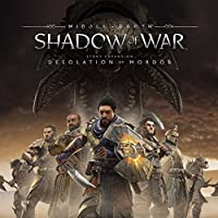 The Desolation of Mordor Expansion - PS4 [Digital Code]