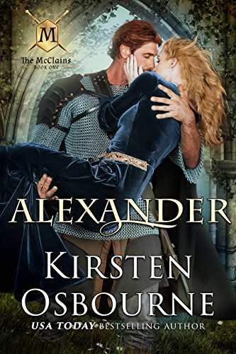 Alexander: A Seventh Son Novel (McClains Book 1)
