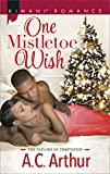 One Mistletoe Wish (The Taylors of Temptation Book 501)