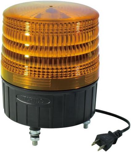 NLF150-100V-Y 大型LED回転灯 フラッシャーランタン150 黄 14008