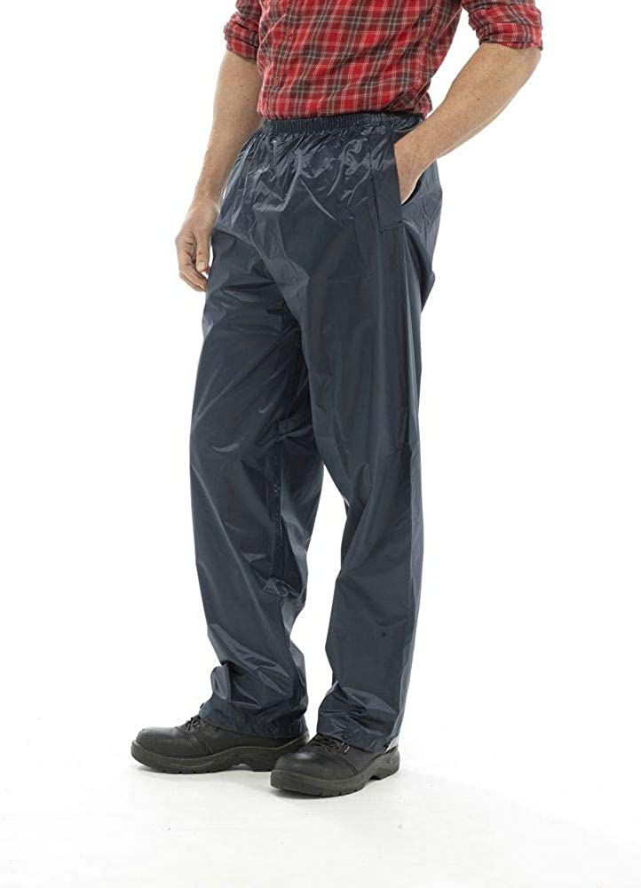 Blu M Storm Pantaloni Impermeabili Ridge da Uomo