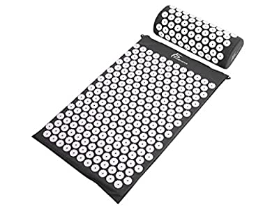 ProSource Acupressure Set, Mat and Pillow Neck/Back Massage