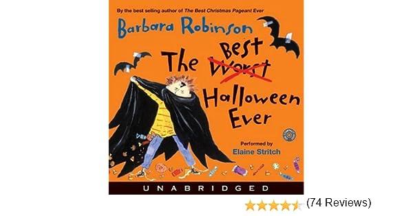 Amazon.com: The Best Halloween Ever (Audible Audio Edition ...