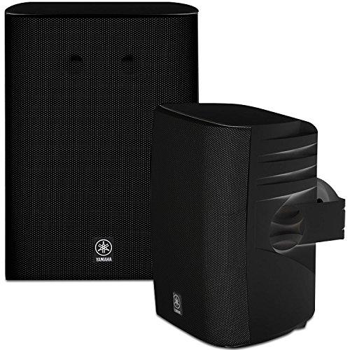 Yamaha NS AW570BL Speaker Black