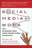 Social Media at Work, Arthur L. Jue and Jackie Alcalde Marr, 0470405430
