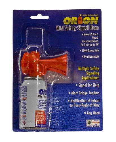 Horn Air Mini - Orion Safety Air Horn Mini 1.5 Oz