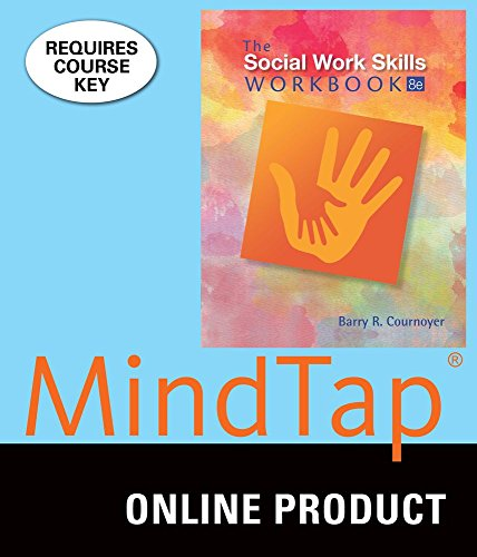 Mindtap Social Work For Cournoyers The Social Work Skills Workbook  8Th Edition