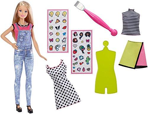 Barbie D.I.Y. Emoji Style Doll - Blonde