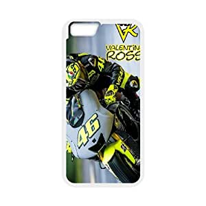 Valentino Rossi 46 For iPhone 6 Plus 5.5 Inch Custom Cell Phone Case Cover 99II915634