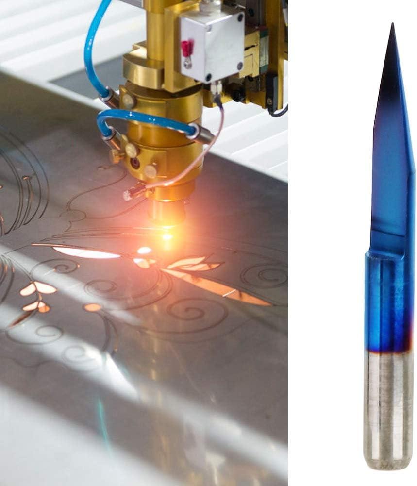 Grabado Bit 20 /° * 0.4 de primera calidad de acero de tungsteno PCB grabado broca de la herramienta Router CNC 10pcs 3,175 20 /° * 0.2 20 /° * 0,7 20 /° * 0.5 Edici/ón : 20/°*0.4 20 /° * 0.3