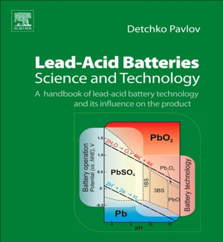 Lead-Acid Batteries: Science and Technology: Science and Technology Pdf