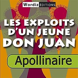 Les exploits d'un jeune Don Juan | Livre audio