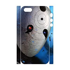 Custom The animación of Naruto Desgin High Quality TPU Case Cover for 3d iPhone 5/5s