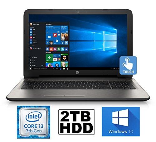 """HP 17-x105ds Intel Core i3-7100, 8GB DDR4, 2TB HDD, 17.3""""..."""