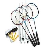 Gamecraft Champion Badminton Set