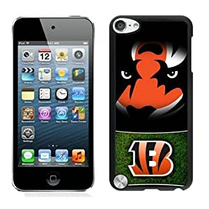 NFL&Cincinnati Bengals ipod Touch 5 phone cases&Gift Holiday&Christmas Gifts PHNK624098
