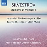 Music : Silvestrov: Moments of Memory II