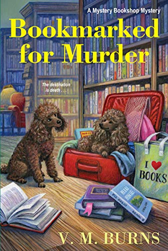 Bookmarked for Murder (Mystery Bookshop Book 5) by [Burns, V.M.]