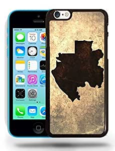 diy phone caseGabon National Vintage Country Landscape Atlas Map Phone Case Cover Designs for ipod touch 4diy phone case