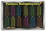 PAINLESS LEARNING PLACEMATS-Multiplication Tables-Placemat