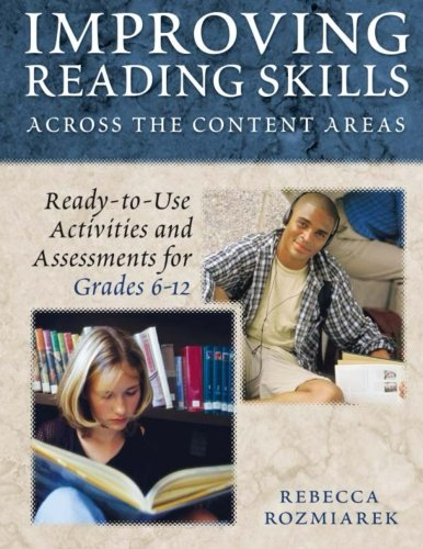 High School Standards Math (Improving Reading Skills Across the Content Areas: Ready-to-Use Activities and Assessments for Grades 6-12)