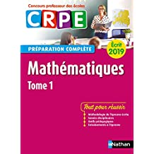 Mathématiques - Tome 1 (CONCOURS PROF) (French Edition)