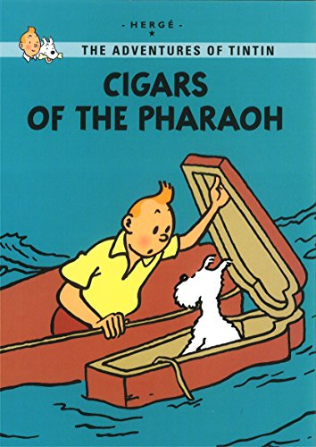 Book cover for Cigars of the Pharaoh
