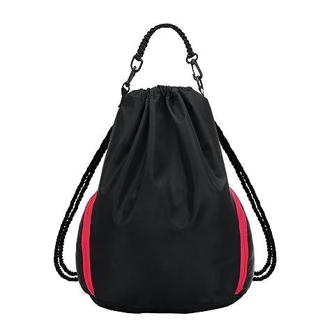 zhongshanxy cordón mochila deportes gimnasio bolsa mochila para adultos y niños, bolsa de deporte,