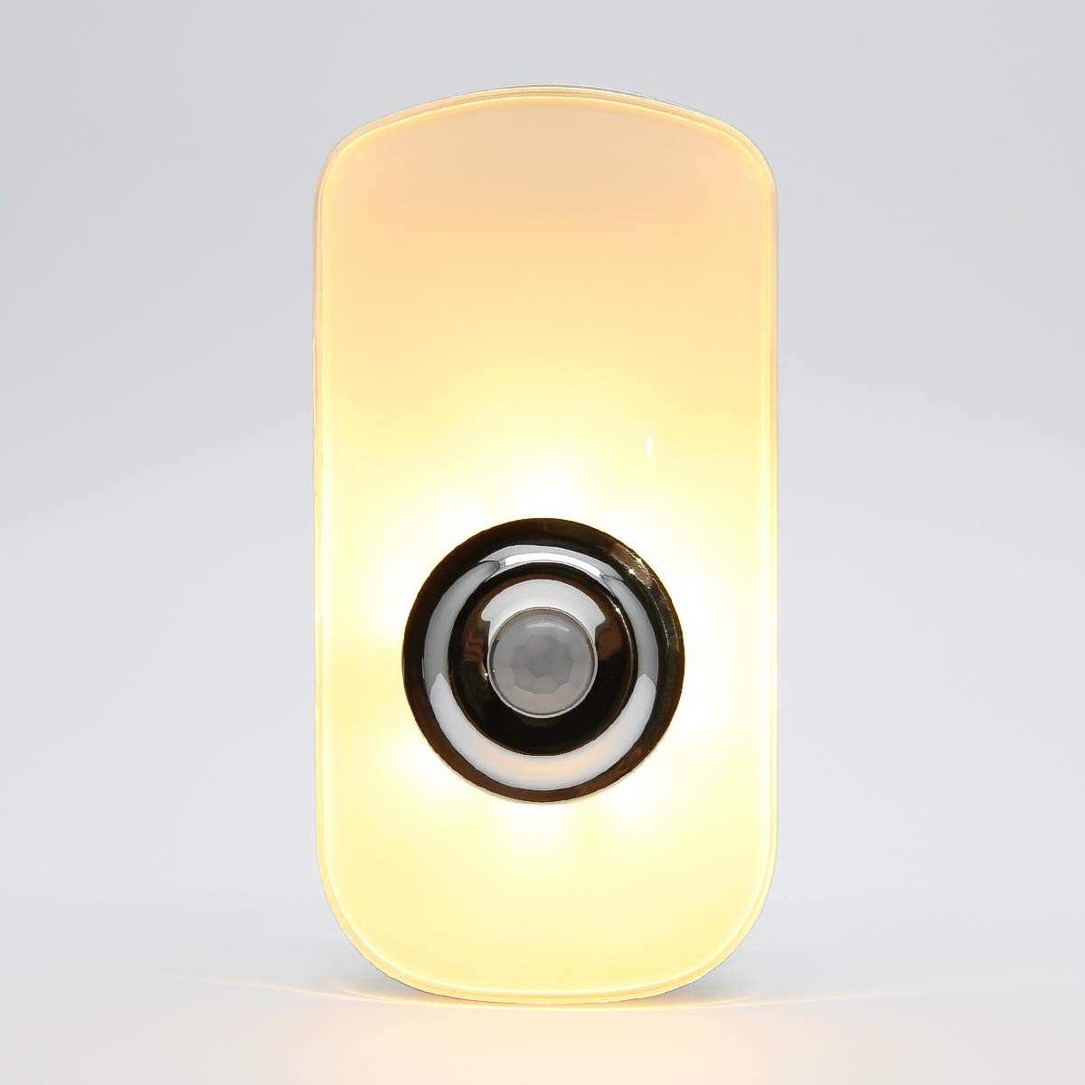 Sensky 3-in-1 Motion Sensor Night Light Plug in, Rechargeable Flashlight, Emergency Night Light for Bedroom, Bathroom, Baby Room, Stairways, Hallways