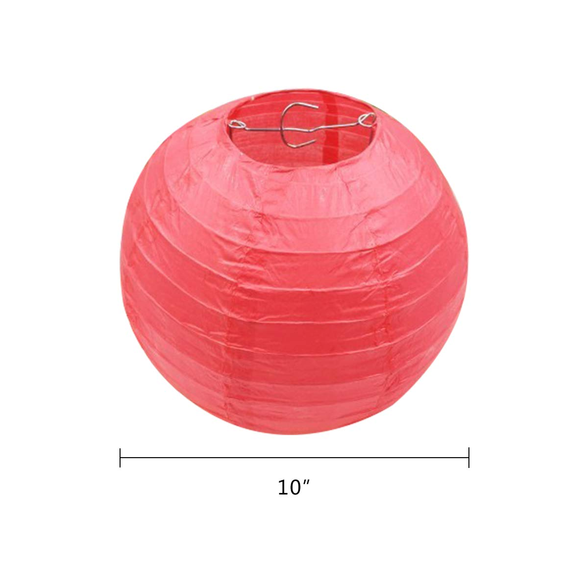 Amazon.com: Cieovo - Farol de papel chino de globo de aire ...