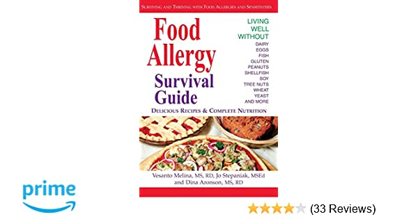 Food allergy survival guide surviving and thriving with food food allergy survival guide surviving and thriving with food allergies and sensitivities vesanto melina dina aronson jo stepaniak 9781570671630 forumfinder Image collections